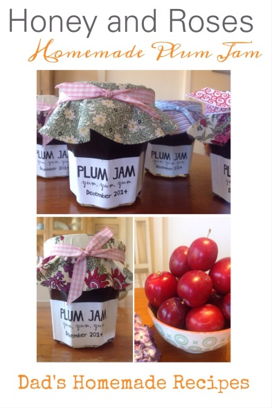 Homemade Plum Jam Recipe