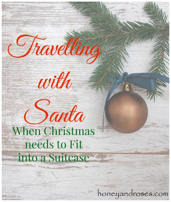 Travelling with Santa