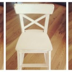 Ikea Hack of a Junior Chair … What Started it All