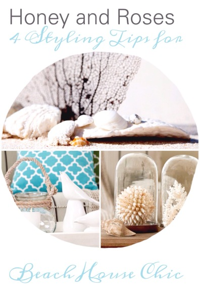 4 Styling Tips for Beach House Chic