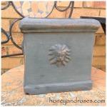 How to Paint a Garden Pot using Chalk Paint