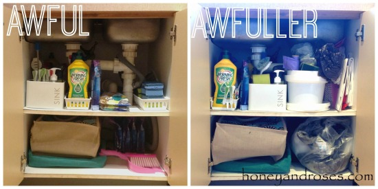 Week 1 of the Challenge ... Decluttering My Life One Bag at a Time