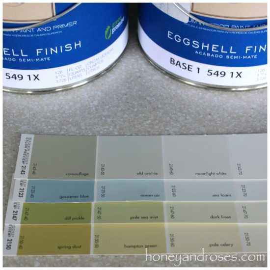 10 Quick Tips For Choosing Paint Colour