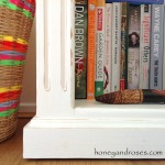 How to Makeover a PineBookcase