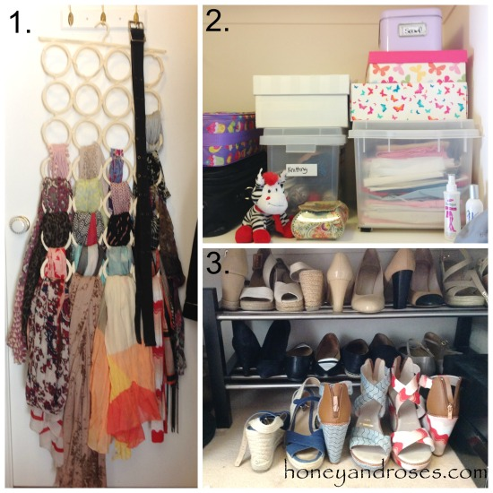 Tip to Organising the Wardrobe ... Declutter Challenge