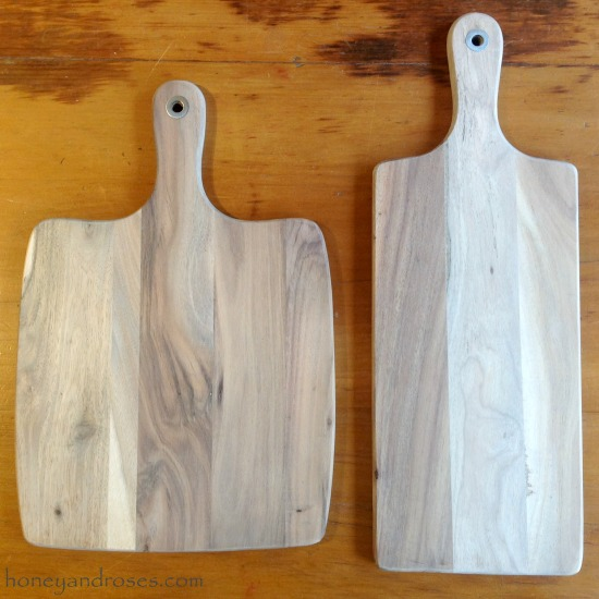 Chopping Board Hack