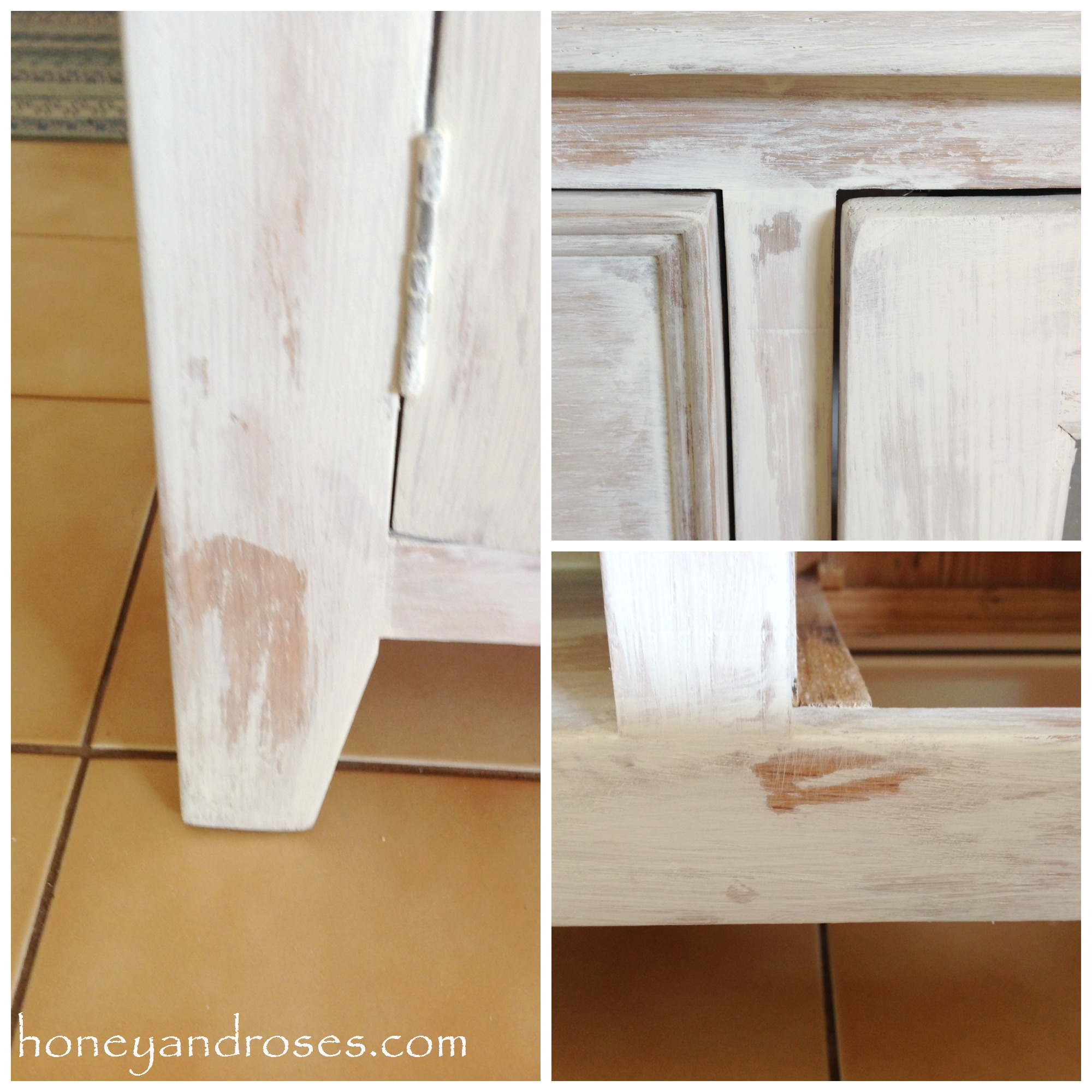 Paint Wash On Wood Makeover Of A Tv Unit With Chalk Paint Honey Roses