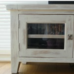 Makeover of a TV Unit with ChalkPaint
