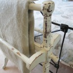 How to Shabby a TowelRack